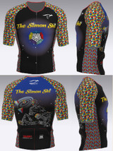 The Simon Shi Official Short Sleeved Pro Tri Top