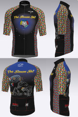 The Simon Shi Official Short Sleeved Elite Cycling Jersey
