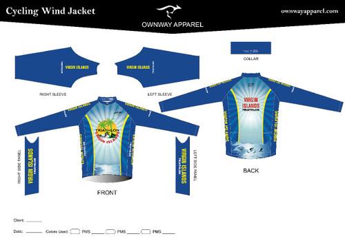 Virgin Islands Wind Jacket
