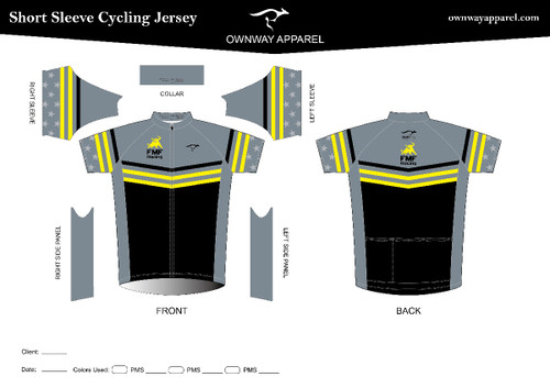 FMF-RACING Short Sleeve Jersey
