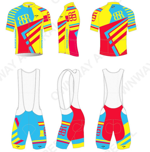 HAINES CITY BSR CYCLING JERSEY- Pro