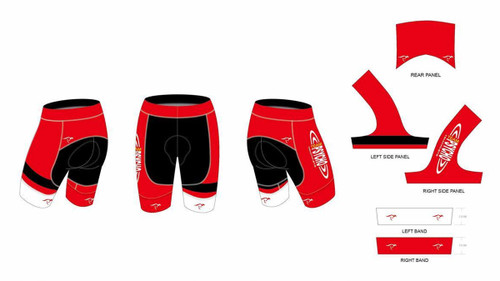 Psycho Cycling Shorts