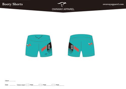 Vixxen Booty Shorts