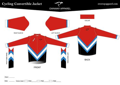 Jackson Laundry Convertible Jacket (Thermal)