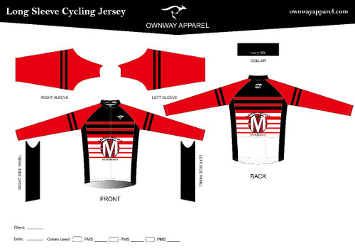 Mind Right Long Sleeve Jersey