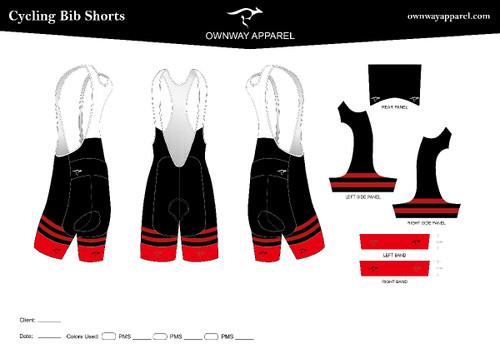Mind Right Bibs Shorts