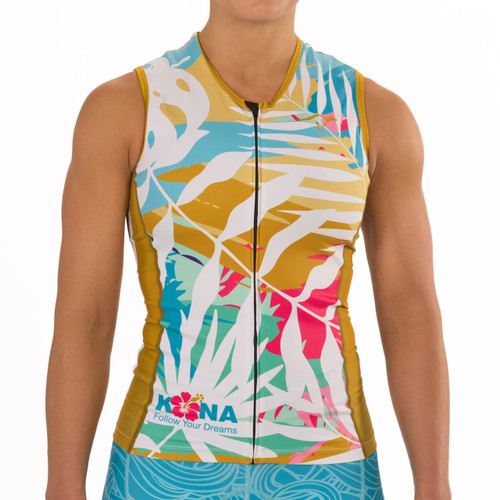 OW-IS-010 - WOMEN'S PRO TRI TOP