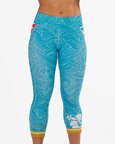 OW-IS-010 - WOMEN'S YOGA RUN TIGHTS