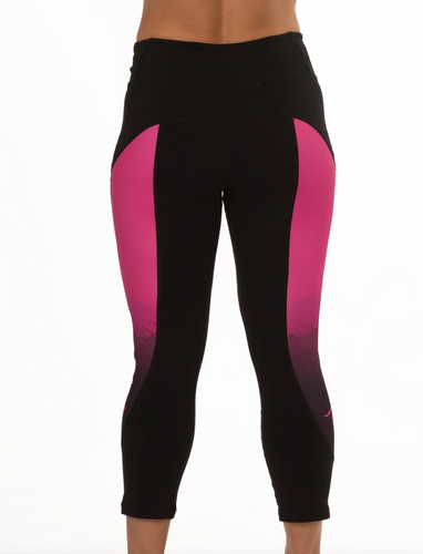 OW-IS-015 - WOMEN'S YOGA RUN PANTS