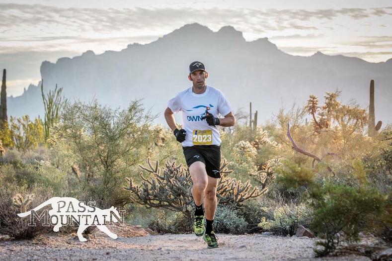 Interview with Chris McDonald following his first ultra marathon season