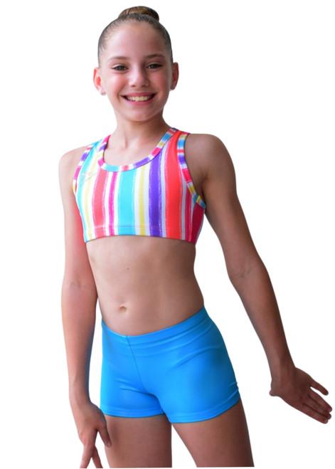 Aqua Wetlook Shorts