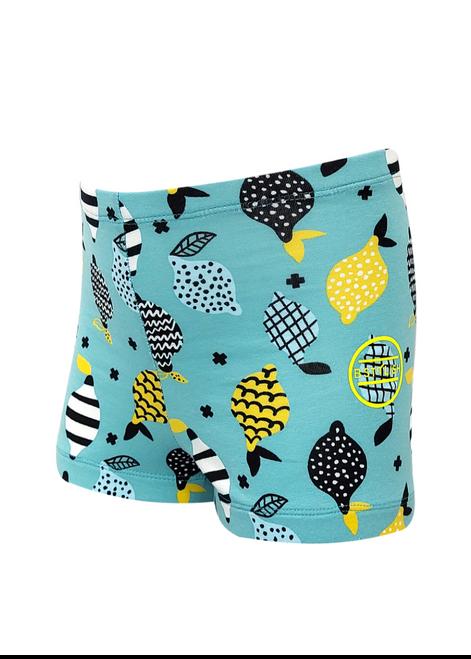 Lemon Glam Shorts