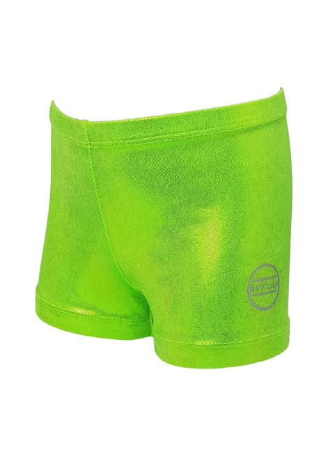 Golden Lime Shorts