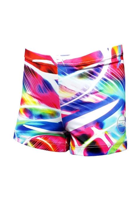 Refract Gymnastics Shorts
