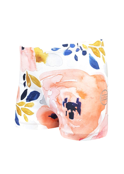 Boho Floral Shorts