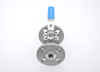 JFlow DM2533 - 2 Piece, Stainless Steel, 150# Flanged, Manual Ball Valve