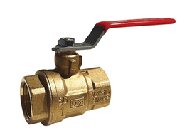 "2"" Red White Valve 5044F - ValveMan.com"
