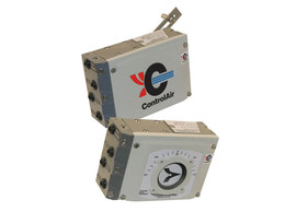 Control Air 2000 Series - Rotary Valve Positioner
