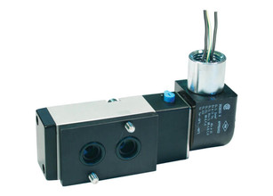 What are the types of solenoid valves?