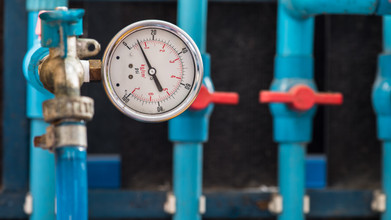 How Do Check Valves Affect Water Pressure in the Piping System?