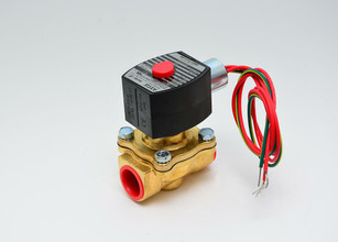 Using an Actuated Ball Valve Or a Solenoid Valve For Best Fluid Control In The System