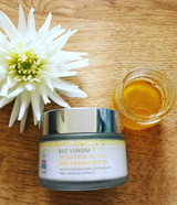 Bees from Nature.  The perfect organic and natural skincare range with bee venom.