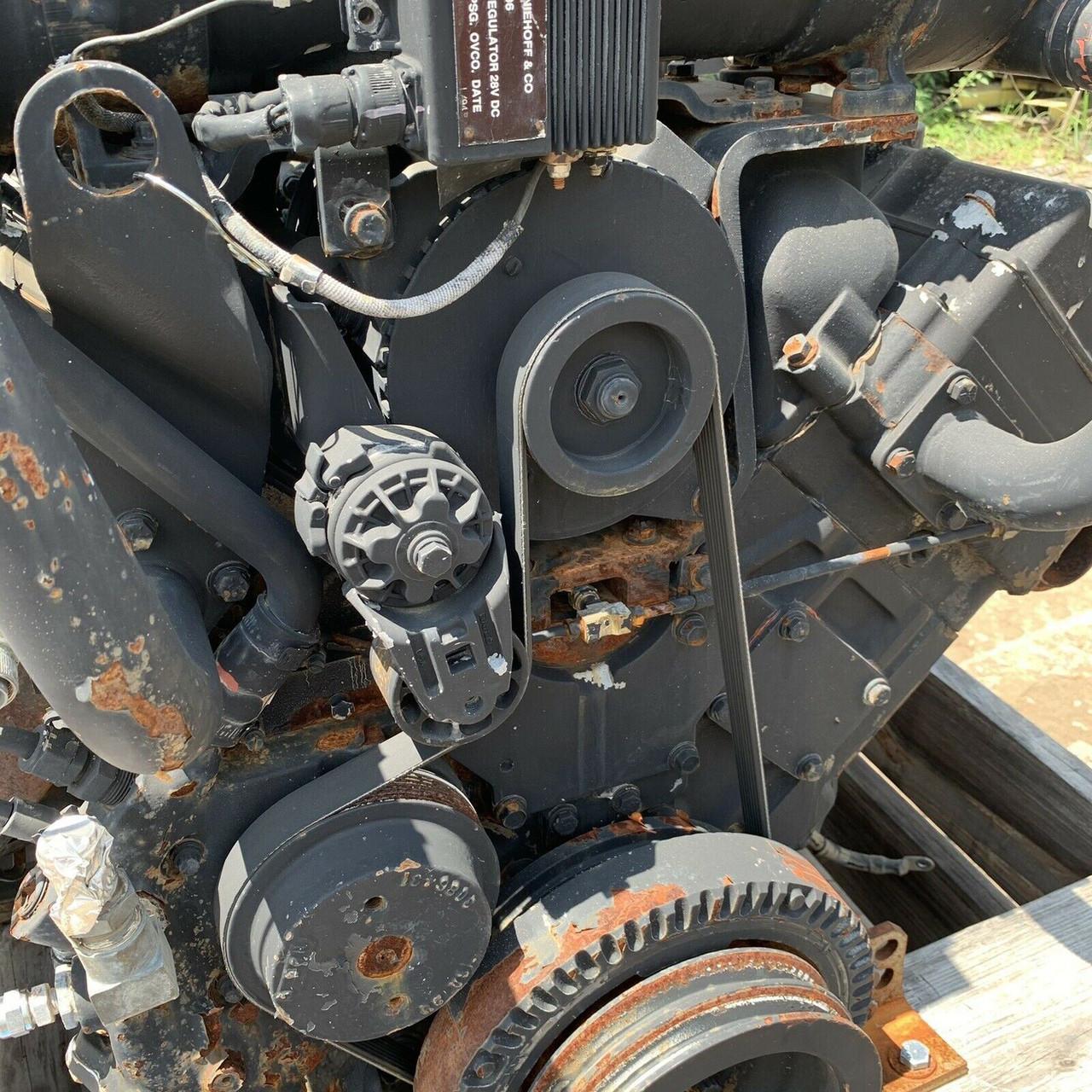 Diesel Engine VTA 903-T295 Cummins S/N 37155924