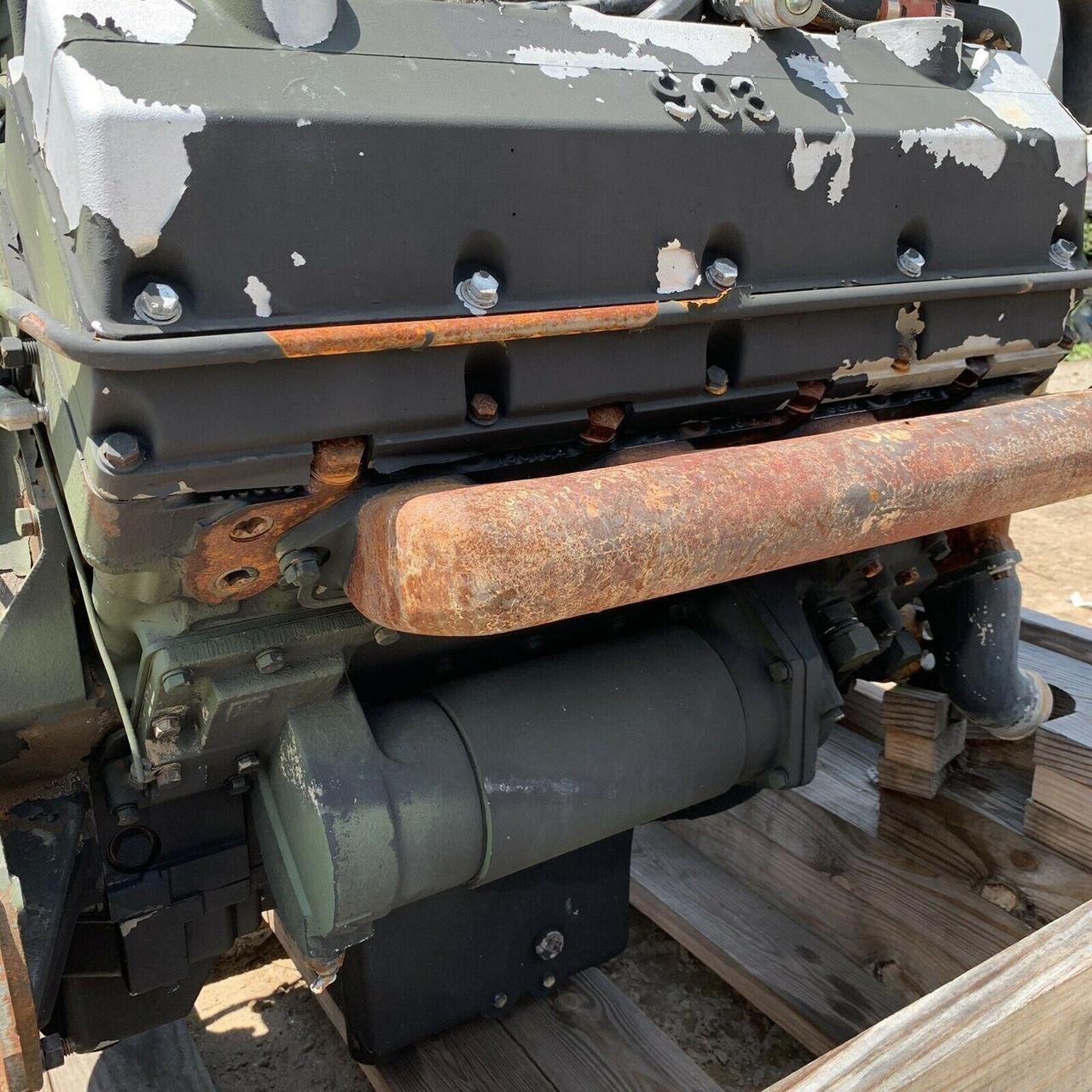 Diesel Engine VTA 903-T295 Cummins S/N 37156040