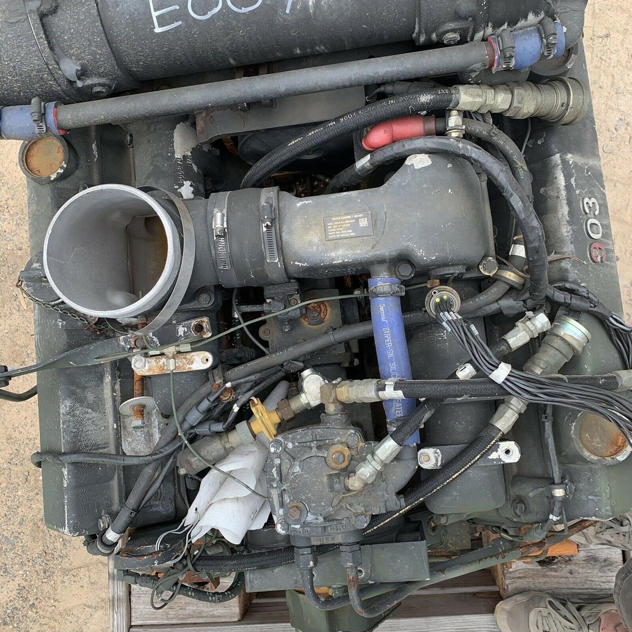 Cummins Diesel Engine VTA 903-T295  S/N 37142135