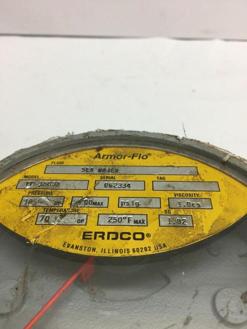 Liquid Impeller Type Meter FM-15038 Erdco