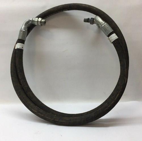 10.5 ft. Nonmetallic Hose Assembly R0083766 Rev B BAE Systems Black
