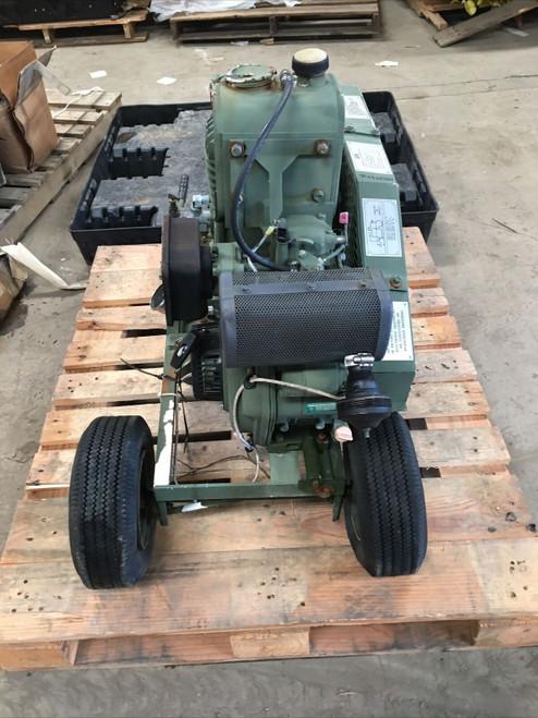 Reciprocating Compressor Unit 55921-PD32T5 Curtis-Toledo Diesel Engine