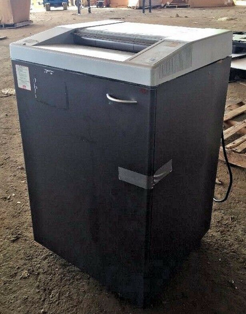 """Sem 5140C/4 High Security Paper 18 Sheet 16"""" Feed Opening 60 Gallon 2.15 Hp"""