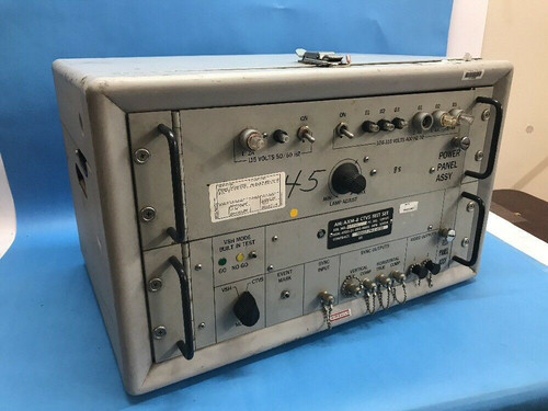 AN/AXM-8 CTVS Test Set 1291F1 BAE Systems