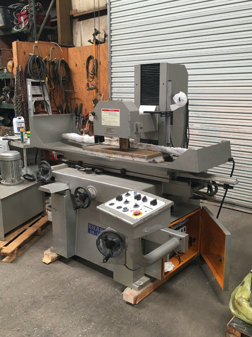 Surface Grinder SH-1632 Sharp Automatic