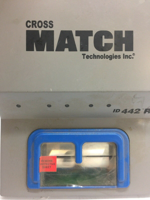 Fingerprint Reader/Scanner ID 442R Live Technology 900177 Cross Match