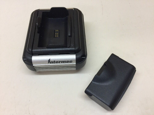 AC15 Battery Charger With Battery 852-060-004 Intermec Wireless Li-Ion