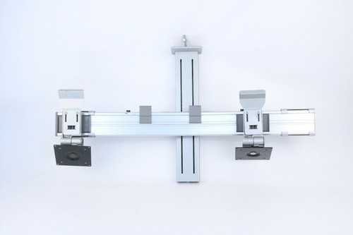 Double Monitor Stand Eyesite Dual Display Support A3276933 Temporary Clamp-Style