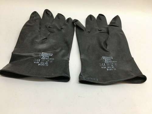 Butyl Glove B131/11 Honeywell North Smooth Finish - Size 11