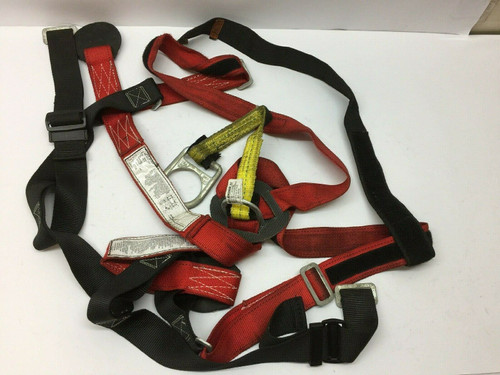 Snap Hook Carabiner 1168774 Large 350 lbs. Max Full Body Harness