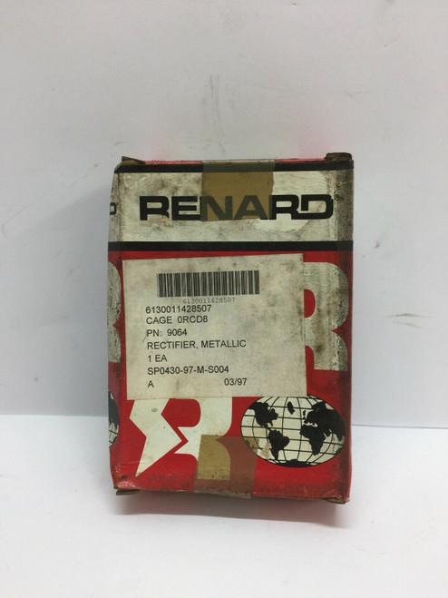 Metallic Rectifier 9064 Renard Selenium