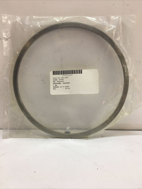 Packing Retainer 8350405 US Army Steel