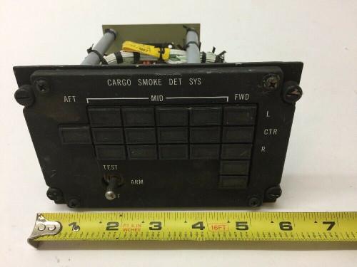 Cargo Smoke Detection System 17P1E1484-5 Boeing