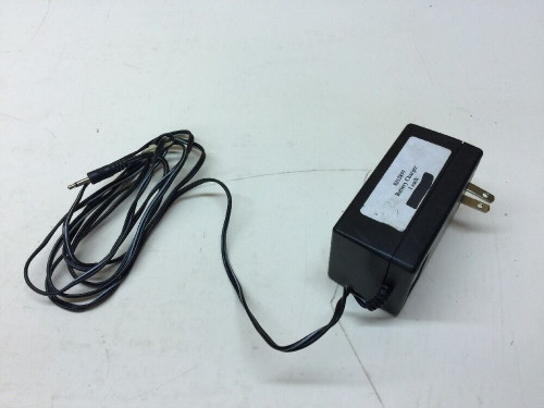Battery Charger AC/DC Adaptor Model PRS 120-600-US Drager Portable 120VAC