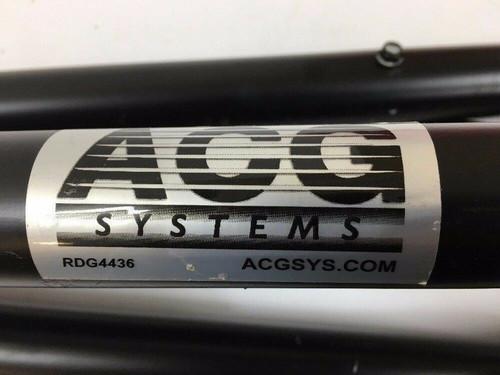 Tripod RDG4436 ACG Systems Black, 5.8 ft Max Height / 3.5 ft. Min Height