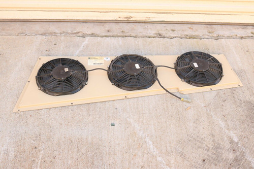RG31 MK5 Fan Plate Assembly 21090032 Booyco Engineering Mine Resistant Vehicle