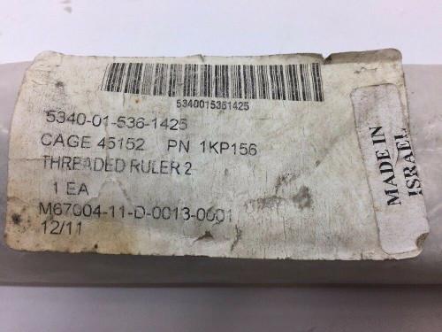 Threaded Ruler Bracket 0259020969-00 Oshkosh Military Truck