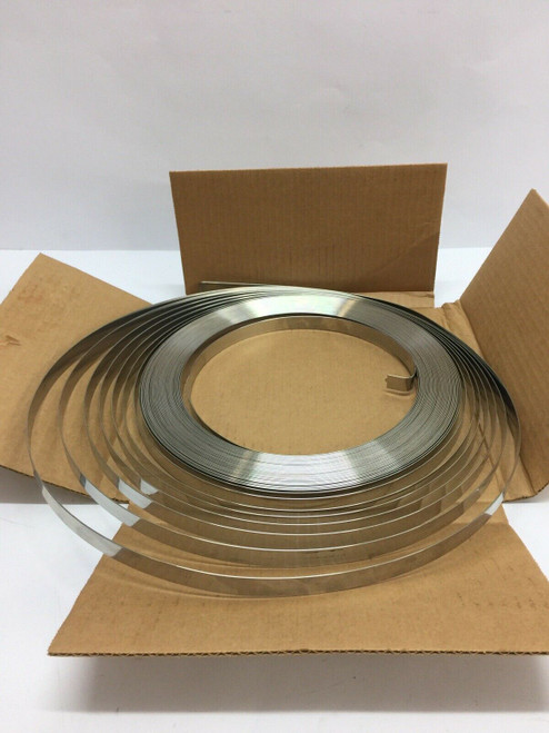 """Strapping C204 Band-IT-Idex Stainless Steel 1/2"""" x 100 FT"""
