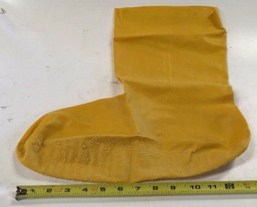 Onguard Rubber Boot Covers XXL Hazmat Cleaning Protective Footwear Safety Unisex