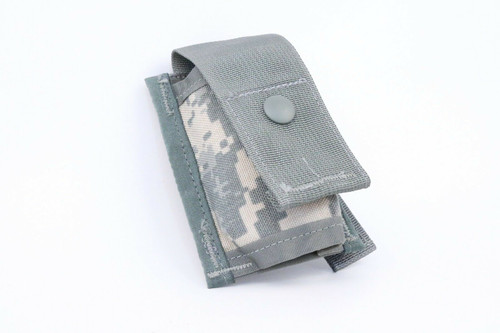MOLLE 40mm Single Grenade Pouch CO/PD-02-02 ACU Camouflage